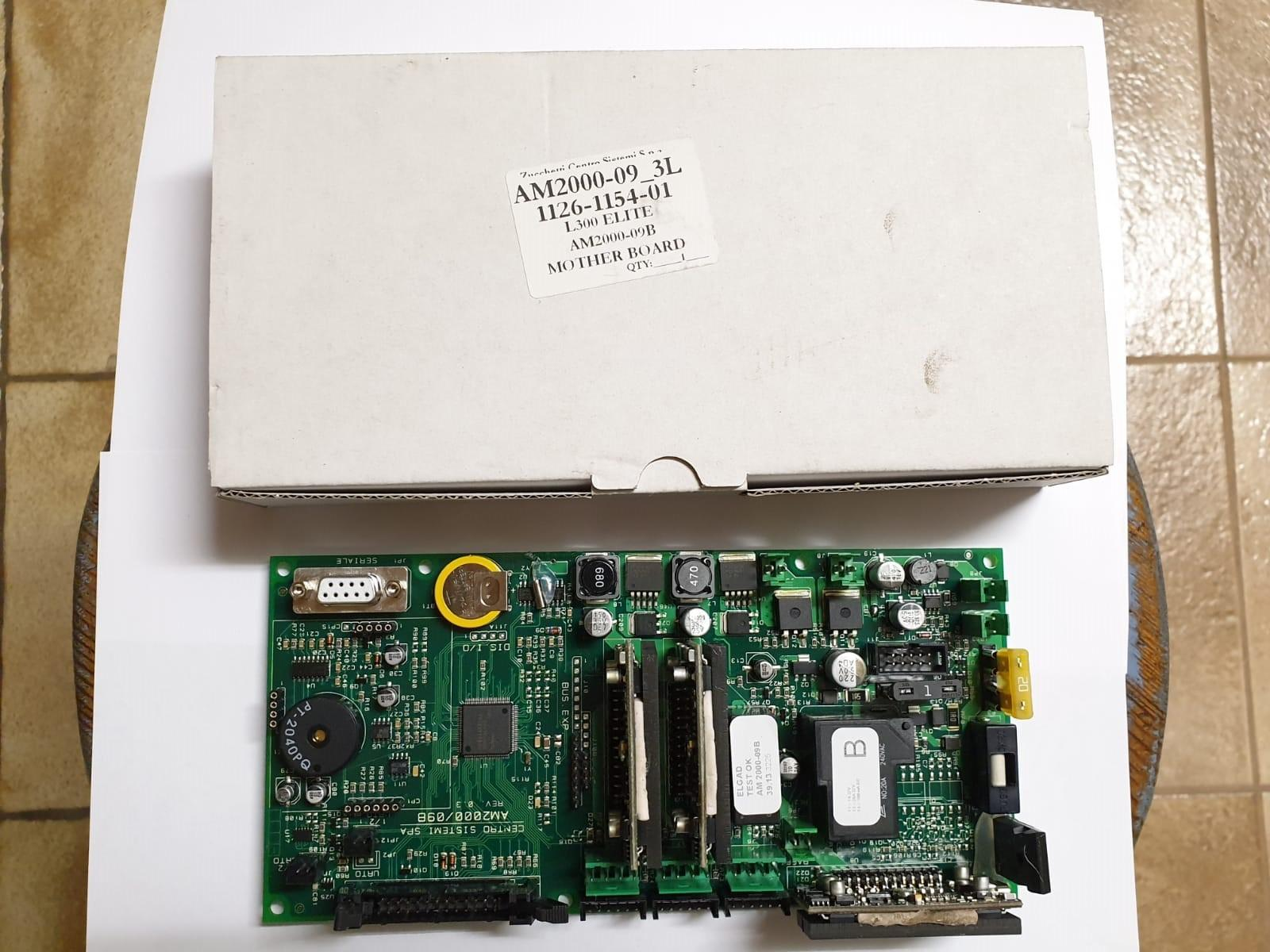 Wiper One XH Mainboard bis 2013
